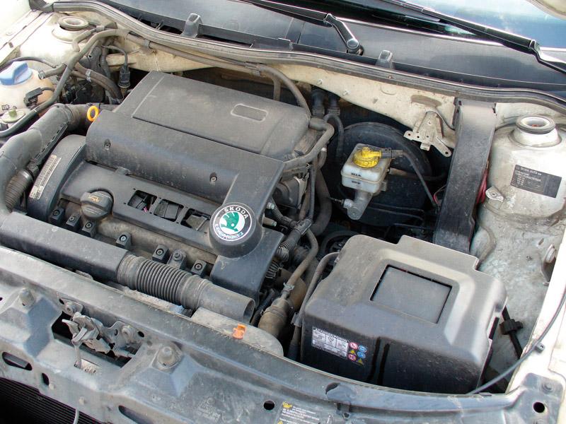Skoda Octavia 1.4 Запуск Холодного Двигателя
