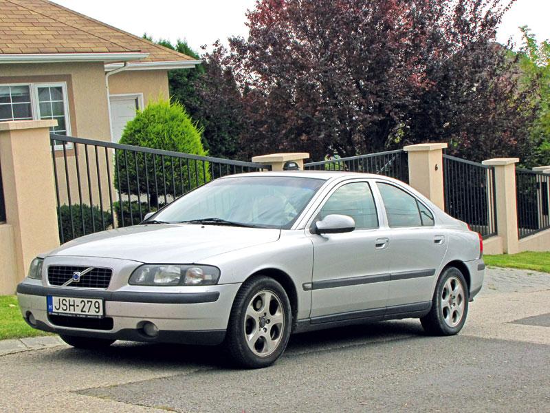Volvo s60 tipushibák