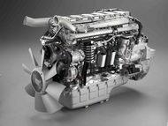 Modern szobor is lehetne, pedig ez egy motor. A leggyengébb hathengeres erőforrás 340, a legerősebb 470 lóerős