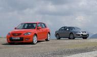 Első pillantásra nem is biztos, hogy mindenkinek feltűnik, hogy ez a Mazda3 tuning változata.