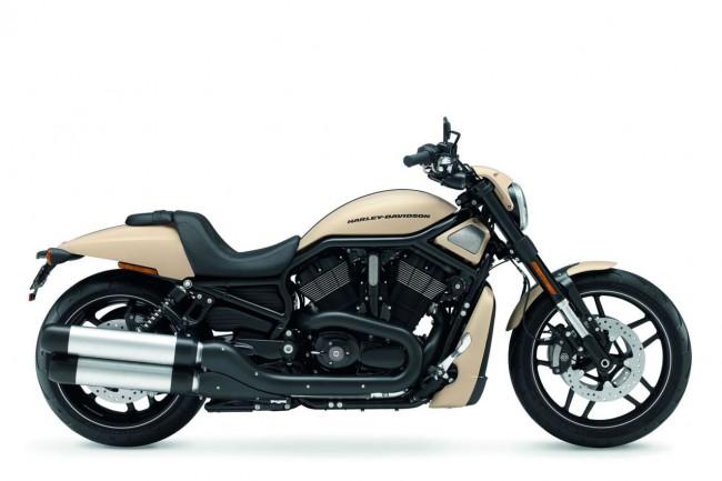 Harley-Davidson Vrod Night Rod Special