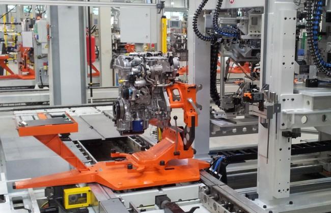 Opel gyár