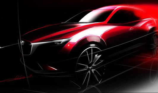 mazda,Mazda CX-3