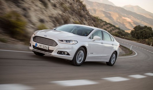 Ford,Ford Mondeo Hybrid,hibrid,mondeo
