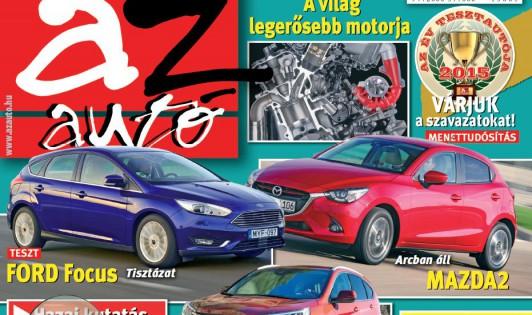Az Autó 2015/3.