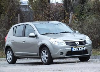Dacia Sandero,használt autó