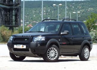 használt autó,Land Rover,Land Rover Freelander,teszt