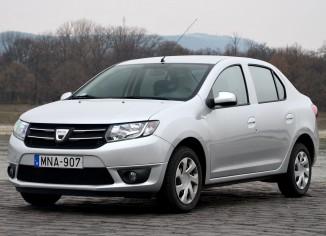 Dacia Logan,teszt