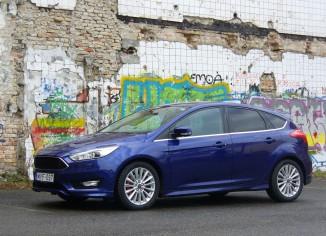Ford Focus,teszt