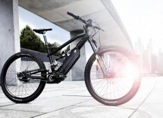 bmw,elektromos kerékpár,lengőkar-hajtómű