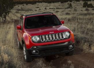 Jeep renegade,Renegade,teszt