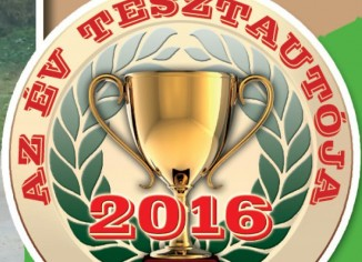 2016,év tesztautója,szavazás