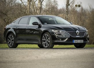 Renault,Renault Talisman,teszt