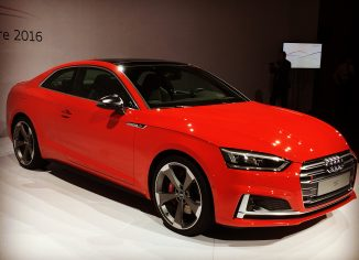 audi,Audi A5,Audi S5,világpremier