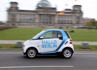 autómegosztás,közösségi autózás,németország