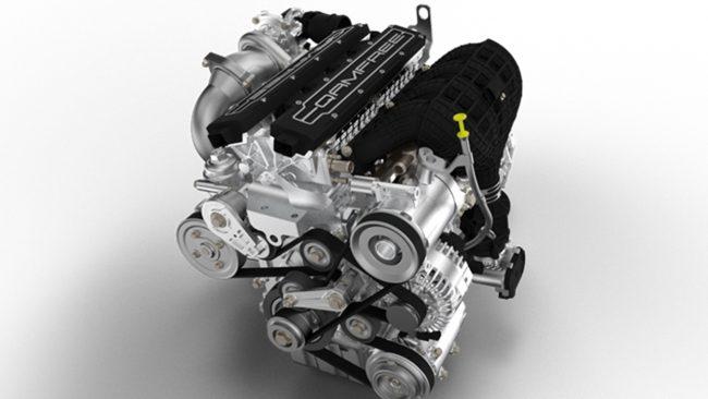 A svéd Cargine rendszerét a Koenigsegg fejlesztette sorozatgyártásra éretté, és a kínai Qoros építette először tömegmotorba. Az idén bemutatott 2,0 l-es turbós, közvetlen befecskendezéses benzines ma még prototípus