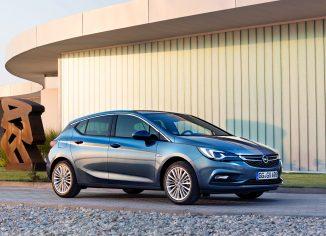 Opel Astra teszt