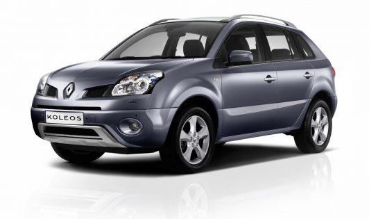 Renault Koleos,teszt