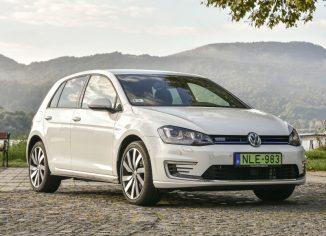 teszt,VW Golf GTE