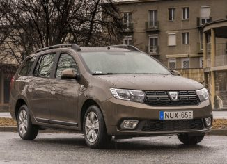 Dacia Logan MCV,teszt