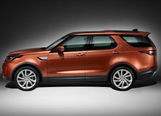 Land Rover Discovery,videoteszt
