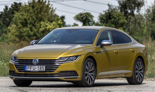 teszt,VW Arteon
