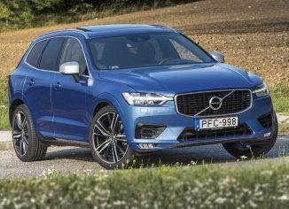 teszt,Volvo XC60