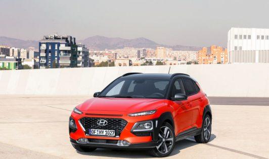 Hyundai Kona,teszt