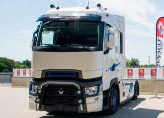 alpine,Renault Trucks