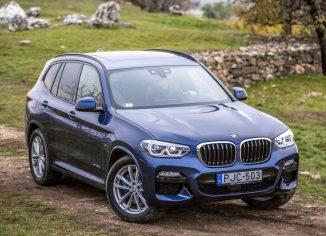 BMW X3,teszt
