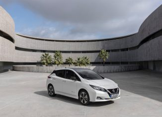 bemutató,Nissan Leaf