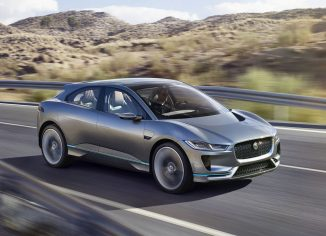 Jaguar I-Pace,teszt,videó