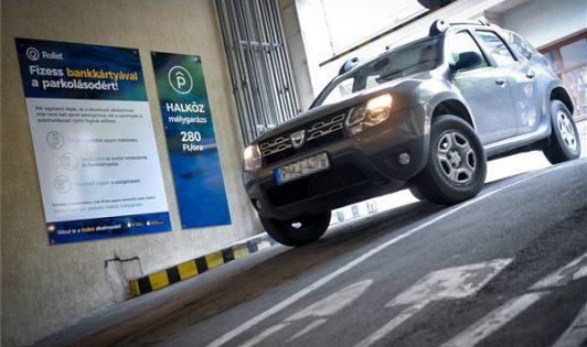 Debrecen,parkolás