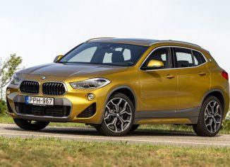 bmw,BMW X2,teszt