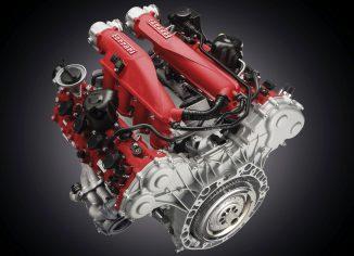 ferrari,motor,Pista,V8