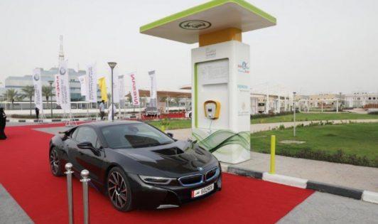 elektromos autó,Katar
