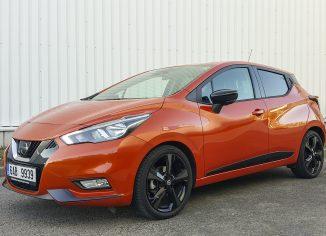 Nissan Micra,teszt