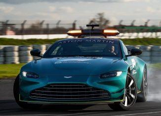 Aston Martin,F1,Formula 1,medical car,safety car